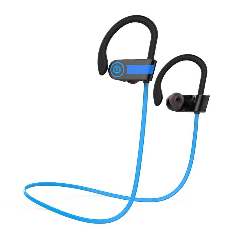 new Headphones Bass Sport Bluetooth Headset Stereo Sound Wireless Bluetooth Earphone Headband Handsfree Earbuds for iPhone 7 PC remax 2 in1 mini bluetooth 4 0 headphones usb car charger dock wireless car headset bluetooth earphone for iphone 7 6s android