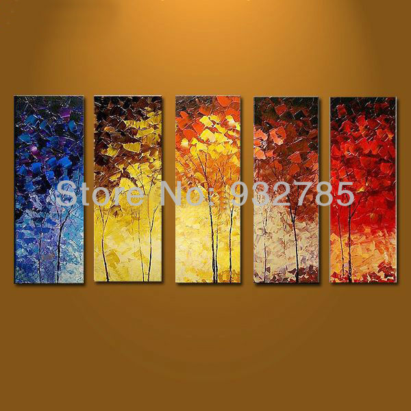 free shipping!! oil painting Big Size abstract Modern Contemporary ...