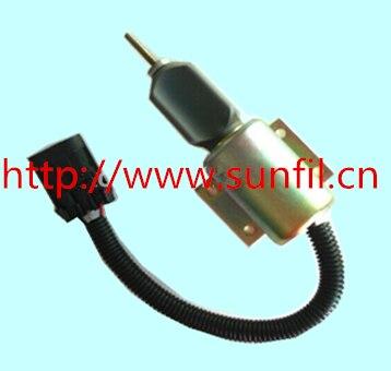 High quality Shutdown solenoid SA-4532-12 protector 12V, цена