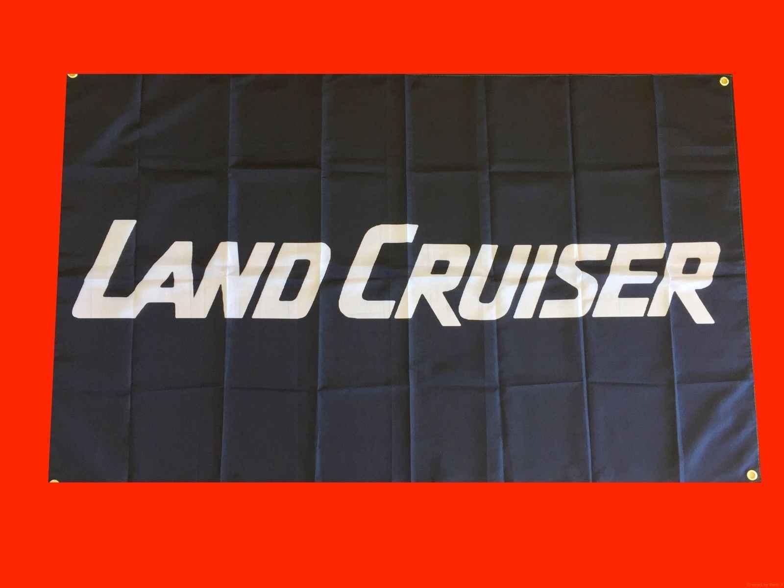 3ft X 5ft 3x5ft Toyota Land 1990 Cruiser Fj40 Fj60 Fj80 Uzj100