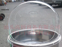 Free Shipping Candy Floss Machine Wind Cap Cotton Candy Machine Cover