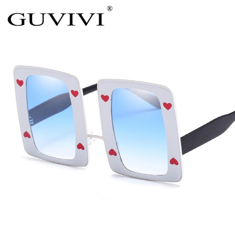 Vintage Spiegel Rechteck Sonnenbrille Frauen 2018 Hawaiian Strand Urlaub Damen Eyewears Mode Übergroßen Weiblichen UV400 occhuali