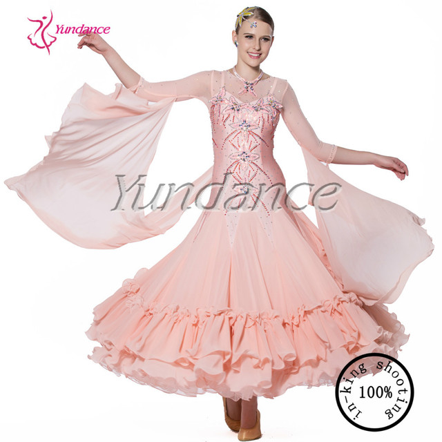 Perfect flamenco ballroom dancing dresses China dress B 14137 -in ... ae98a4c99