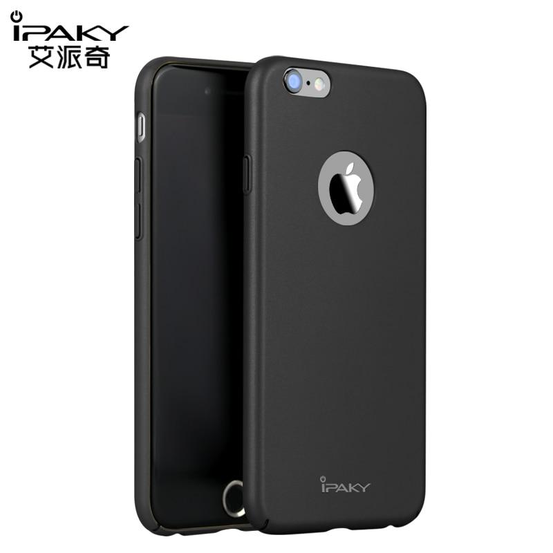 Neuzugang IPAKY Brand Matte-Hartplastikhülle für iPhone 6s und - Handy-Zubehör und Ersatzteile