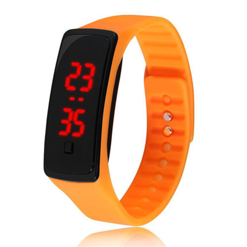 13PCS/lot Woman Watches Sport Watch man Bracelet Wrist Ladies Watch Digital Cheap Watch woman Saat Relogio Masculino Наручные часы