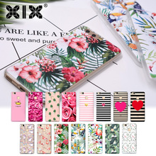ФОТО for p9 lite case pink flower hard pc back cover for fundas huawei p9 lite case 2016 new arrivals coque for huawei p9 lite