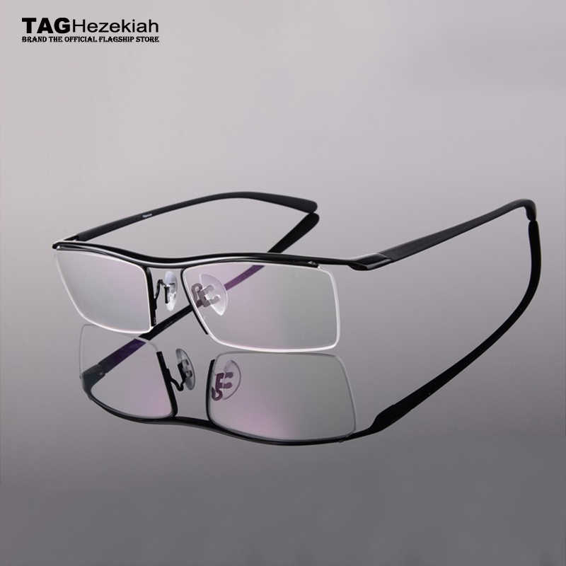 166154dafd5 ... Eyewear Frames Brand titanium glasses frame women men 2019 Retro  computer myopia optical glasses oculos de ...