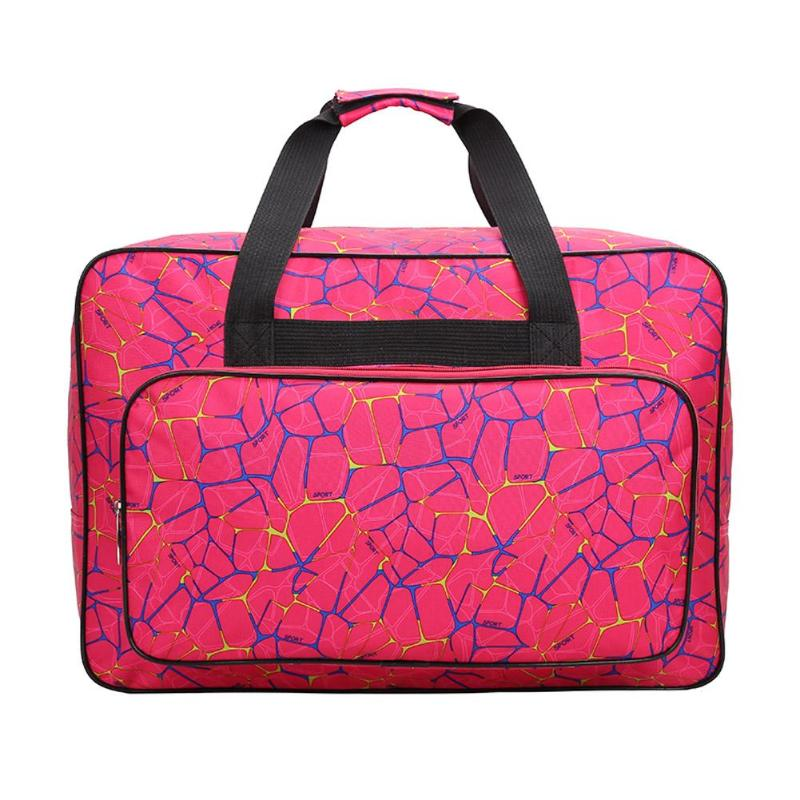 Unisex Large Capacity Travel Bag Portable Women Tote Hand Bag Sewing Machine Bags Multifunctional Travel Bags for Sewing Machine multifunctional home tool portable sewing kit