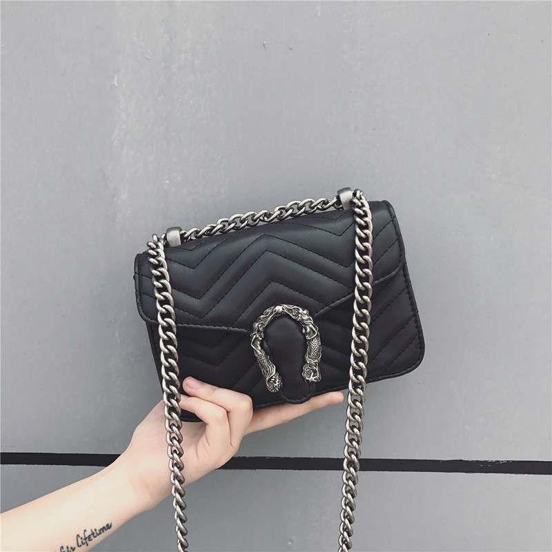 Geometric Designer Women Messenger Bag 2018 Hottest Women Shoulder Bag Luxury Handbag Small Ladies Bags Chain Crossbody Bag lkprbd 2018 chain bag ladies handbag brand handbag authentic small crossbody bag purse designer v bolsas women
