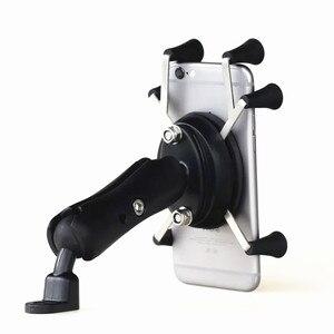 Image 5 - Texel と WebGrip X 電話クレードル B ボール 1 インチ (ブラック) ラムマウント & 携帯電話オートバイ自転車