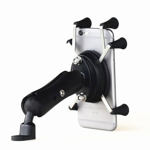 Image 5 - Texel WebGrip with X Grip Phone Cradle B Ball 1 inch (Black ) for ram mounts & cellphone Motorcycle Bicycle