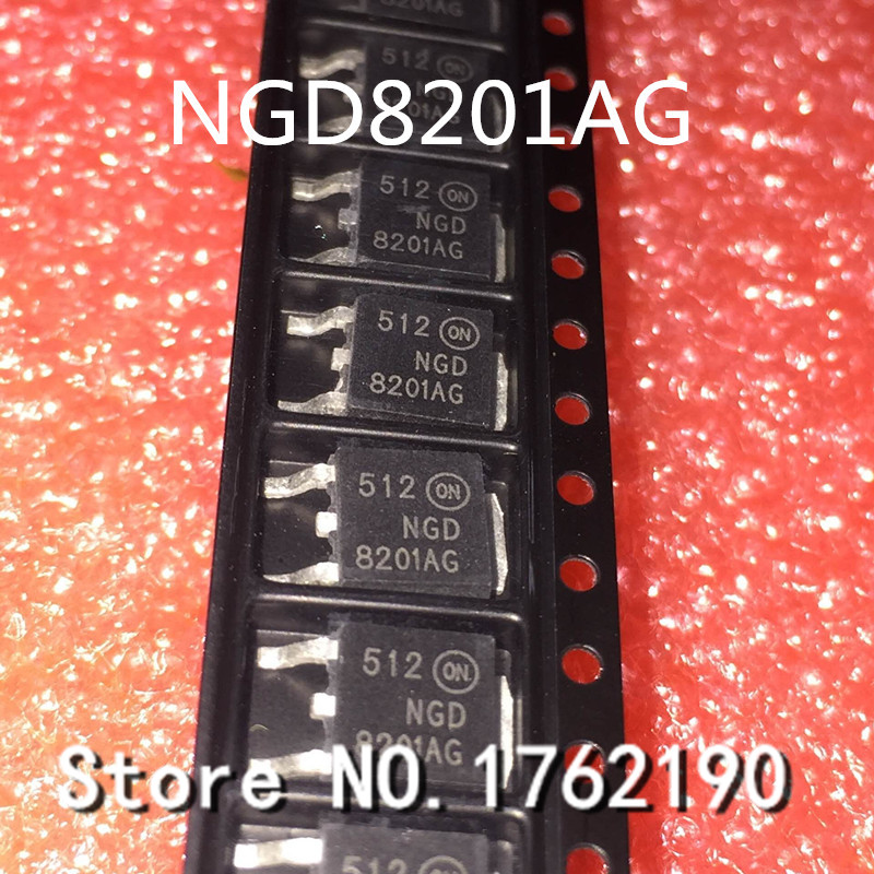 ff0f03c39651de ᐅ10 PCS LOT NGD8201AG NGD8201-AG 8201AG 8201 TO252 La bobine d ...