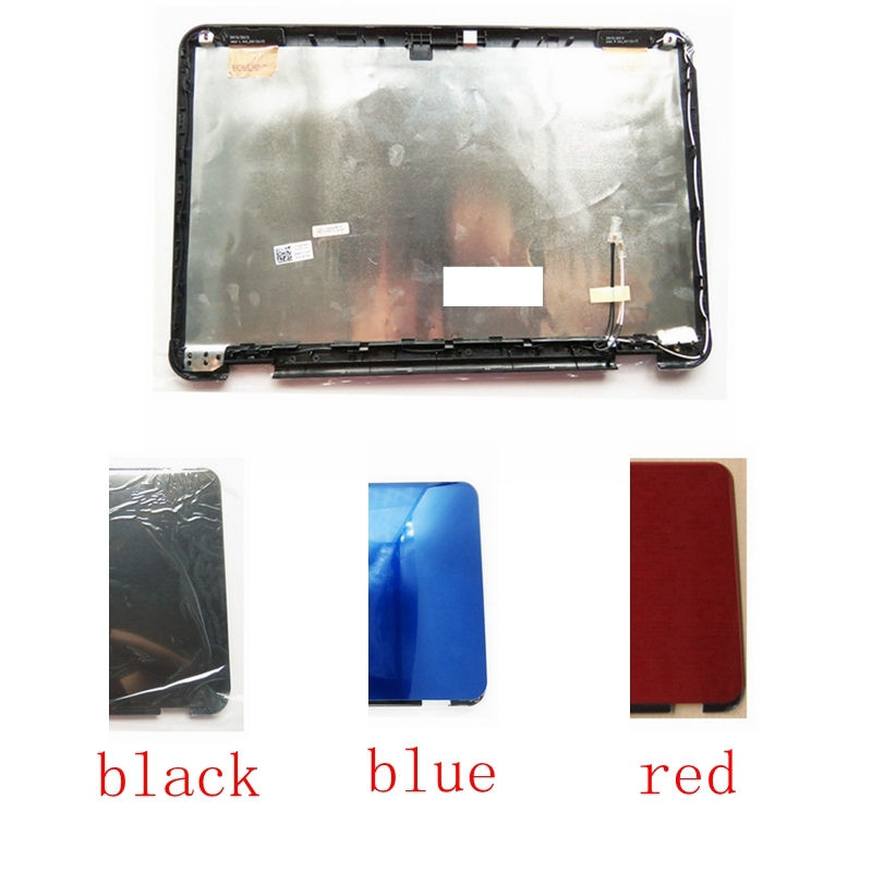 New Laptop Replace Cover For DELL 15R N5110 M5110 M511R 39D-00ZD-A00 A shell LCD Back Cover/Bezel Cover