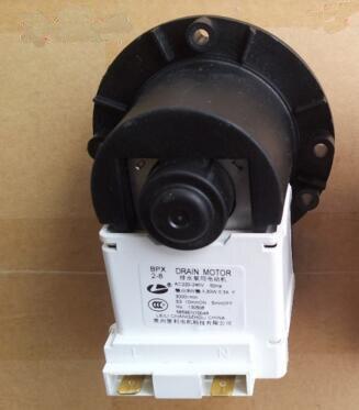 BPX2-8 Washing Machine Parts drain motor 220V new for washing machine parts b30 6a drain pump motor 30w good working