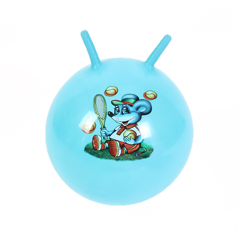 מוצר 45cm Thickened Bouncing Ball Toys High Quality