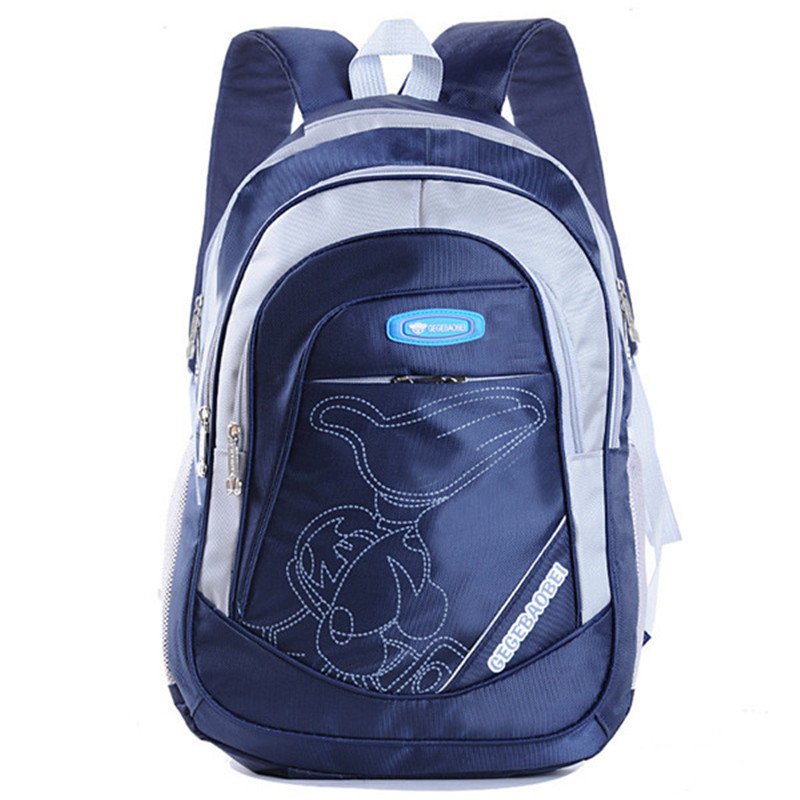 New Fashion Waterproof boys school bags backpack Weight light Girls Backpack for teenagers boy schoolbag Mochila Infantil Zip