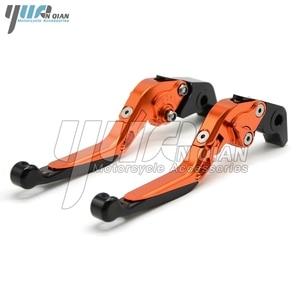 Image 3 - YUANQIAN For KTM 990 SuperDuke 2005 2012  Folding Brake Clutch Lever 690 Duke 2005 2006 2007 2008 2009 2010 2011 2012