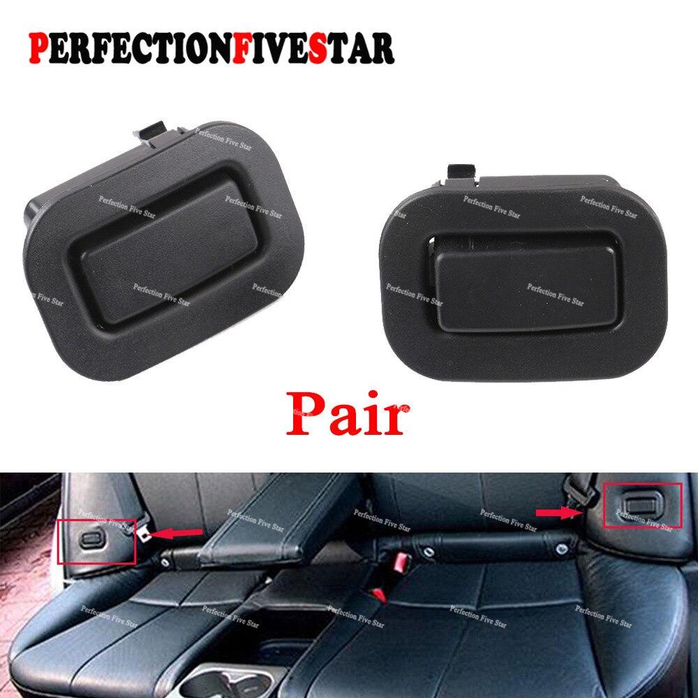64328AG011 64328AG001 arrière gauche droite siège inclinable bouton noir pour Subaru Forester 2009 2010 2011 2012 2013