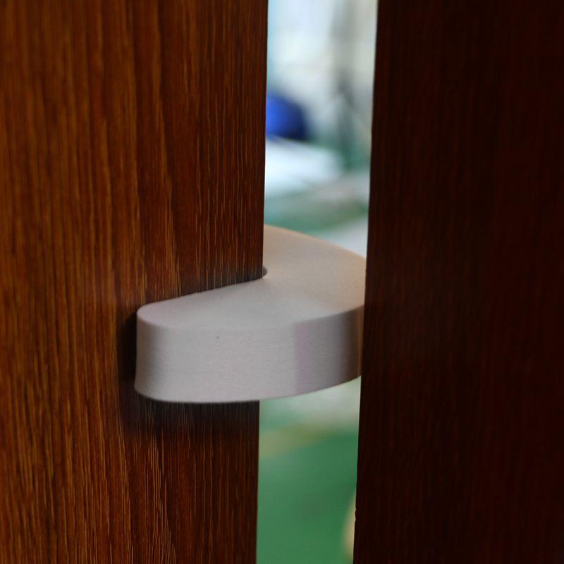 Baby Safety Door Protector Child Door Finger Protector 2 X Door Stopper//Guard