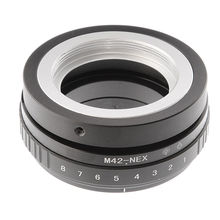 FOTGA Tilt-shift 360 Degrees Adapter Ring for M42 Lens to Sony E NEX-3 3C 3N 5 F3 A6000 A5000 A3500 A3000 A7 A7R Dslr Camera