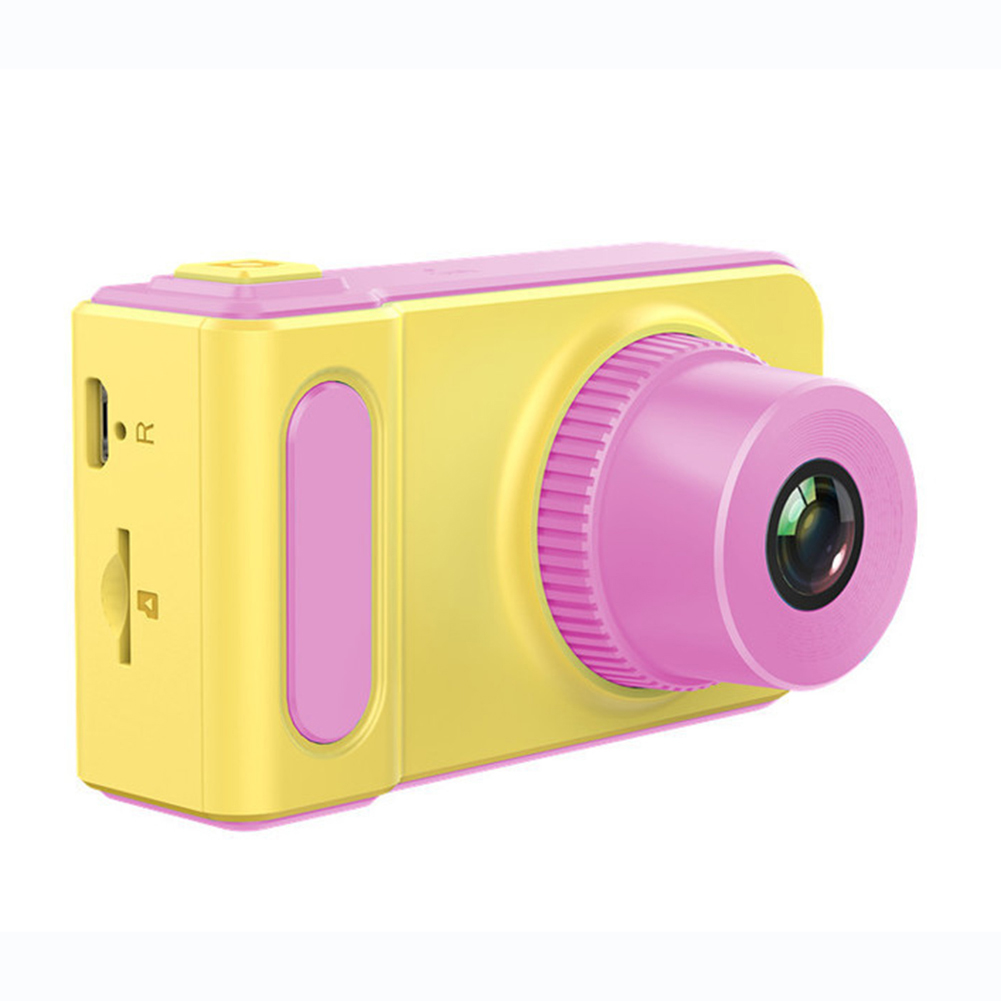 IPS HD Screen Kid Camera Toys Mini Lovely Kids Anti-shake Digital Camera Max Memory Expansion For Child Gift 8*4.5*4.5cm