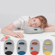 Ostrich Pillow Mini Comfortable Desk Rest Arm Glove Pillow Flight Travel Cushion Sleep Innovative Office Power Nap Pillow