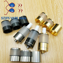 NEWEST Dvarw MTL RTA 5ml Bigger oval hole chimney 316 stainless steel 22mm Rebuildable Tank vs Dvarw DL RTA FIT 510 vape MODS стоимость