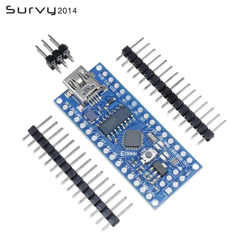 Nano 3.0 Bộ Điều Khiển Tương Thích Cho Arduino Nano USB Driver Với Cáp Nano V3.0 ATMEGA328P