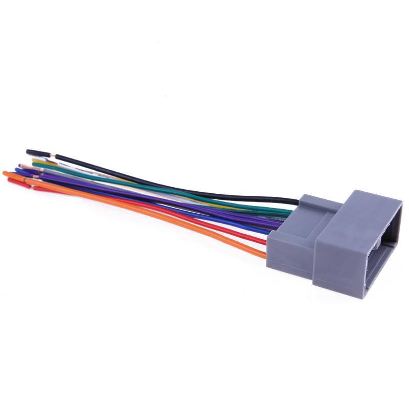 car stereo cd player wiring harness wire aftermarket radio install Stereo Wiring Harness Adapters car stereo cd player wiring harness wire aftermarket radio install plug high quality car accessories wire harness adapter new in cables, adapters \u0026 sockets