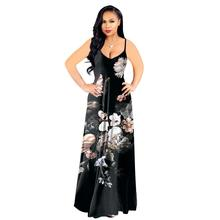 Adogirl vintage spaghetti strap folk style party dress  floral print classical long European suits sexy sleeping set