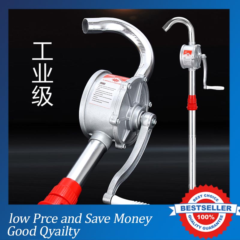32mm Manual Diesel Transfer Fuel Pump Manual Oil Pump 32mm rotary hand drum barrel pump manual fuel transfer pump