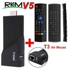 Rikomagic RKM V5 Mini PC RK3288 4K Android 4.4 TV Box Quad Core 2G 16G H.265 XBMC Bluetooth Dual Wifi Smart  TVbox Google IPTV