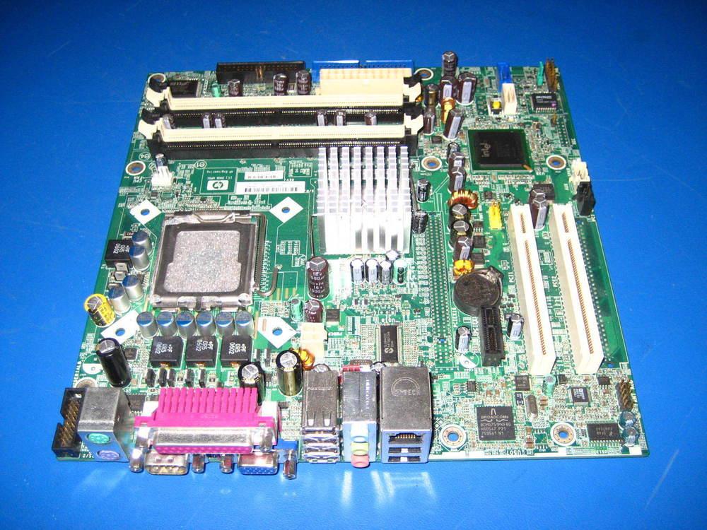 Envo Gratis 376570 001 403714 915GV DDR2 Madre De Escritorio Para DC5100 Probado Trabajo En Placas Base Ordenador Y Oficina AliExpress