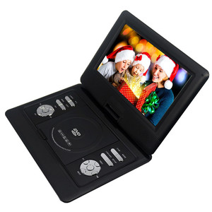 Image 3 - LONPOO 10.1 inch Portable DVD Player TFT LCD Screen Multi media DVD Player With car charger and game function support DVD/CD/MP3