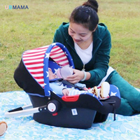 Free shipping High quality portable rocking with netting Game beds baby's trend of children's mobile baby bed baby sofa
