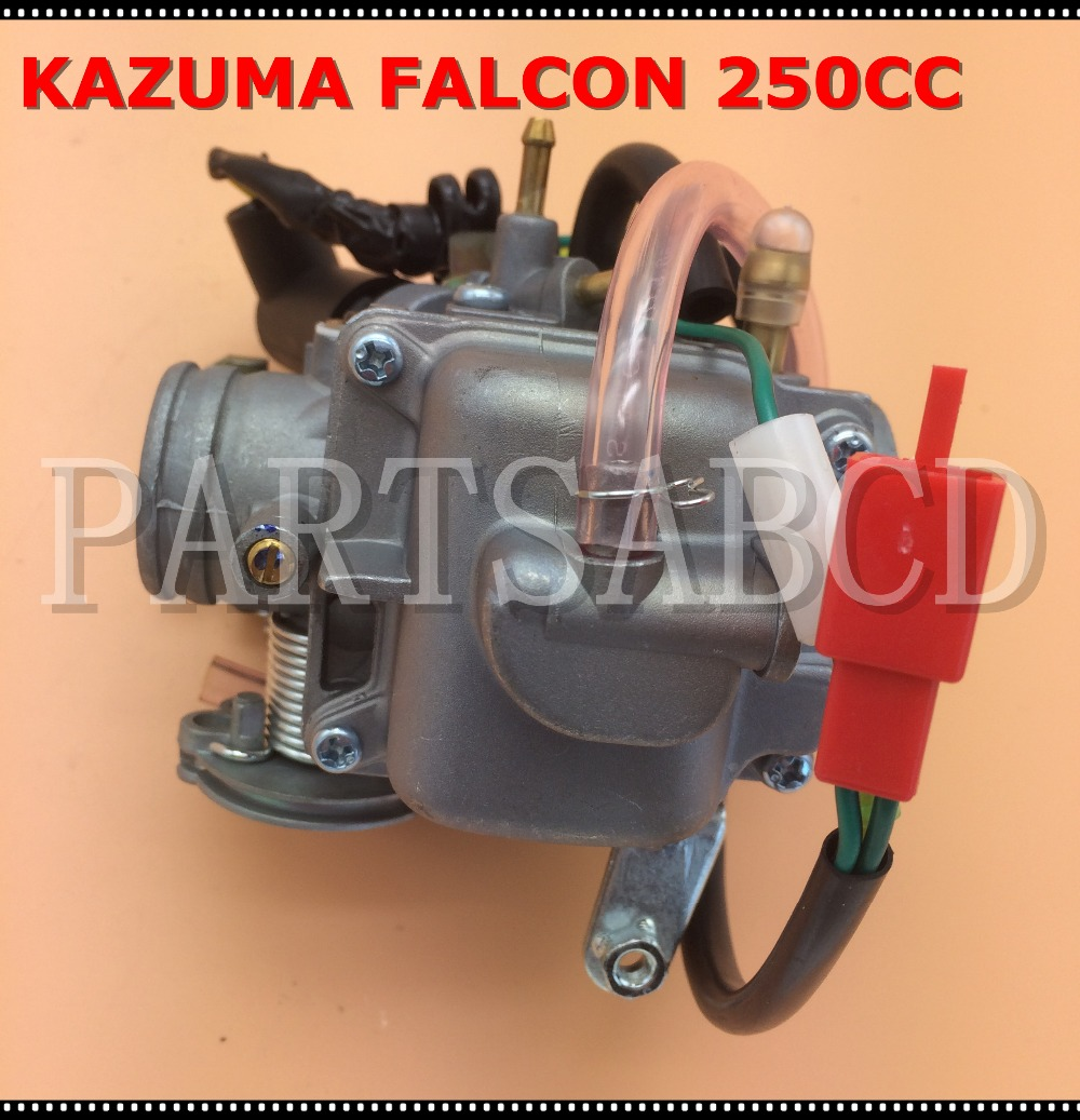 Kazuma 110 Fuel Diagram Trusted Wiring 2006 Falcon 250 Carburetor Introduction To Electrical Go Kart 250cc Atv