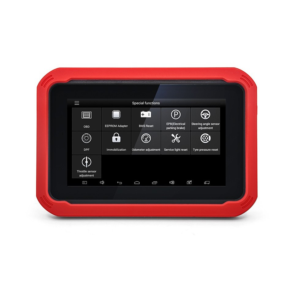 US $510 0 |100% Original XTOOL X100 Pro X 100 Key Programmer For Car's ECU  Immobilizer Pin Code Reader X 100 Update Online Multi Brand Cars-in