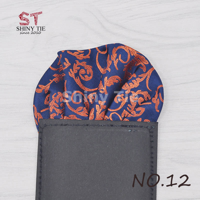 591e8c30 US $1.12 |New arrived Fashion Line Cotton Pocket Square Handkerchiefs  Flower Adjustable Handmade Mens Patchwork Floral Nuts Handkerchief-in Men's  Ties ...