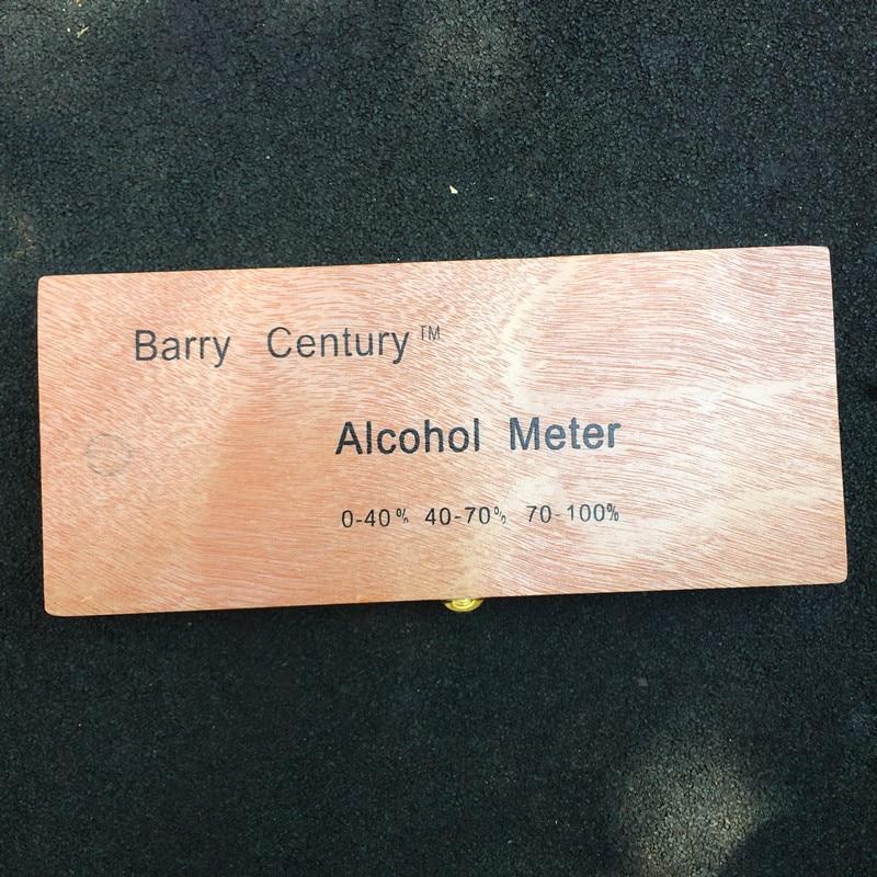 hustoměr na víno Alkohol metr alkoholometr bafometro alkoholmetr - Měřicí přístroje - Fotografie 6