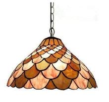 Подвеска лампа со спиральными весы тень подвесные светильники, Бесплатная доставка