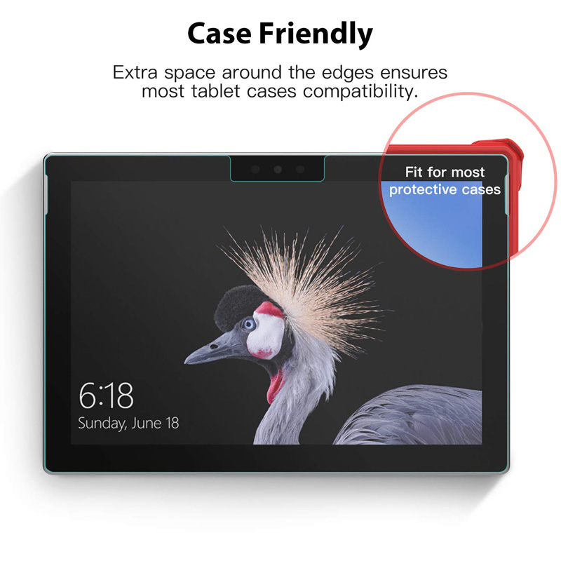 For Microsoft Surface Pro 6//5//4 Paper-Like Screen Protector Matte Anti-Scratch