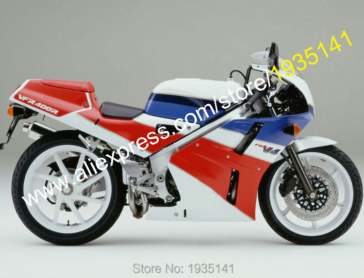ABS Body Kit For Honda VFR400 NC30 VFR 400R 1988 1989 1990 1991 1992 VFR400R NC30 Aftermarket Motorcycle Fairing Kit