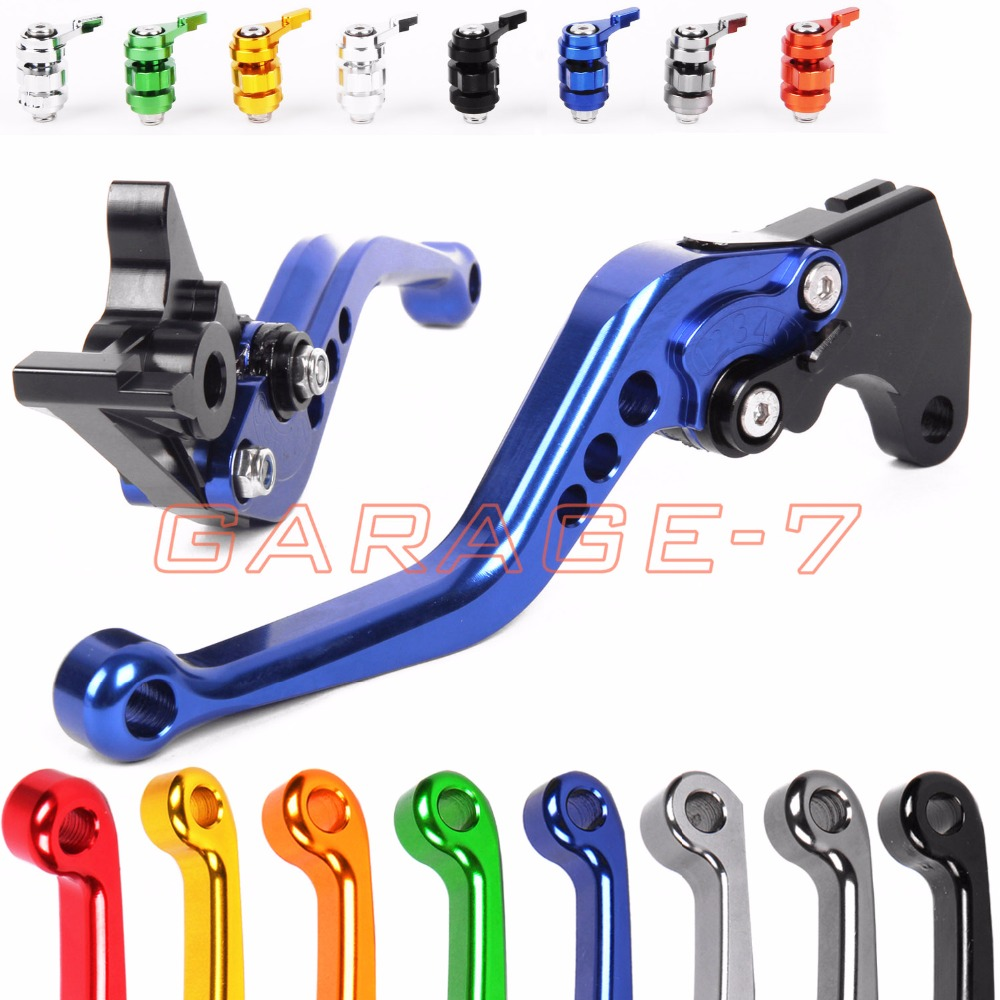 10 Colors For Yamaha BWS AEROX 50 100 ZUMA MBK X-Over 125 CNC Motorcycle Short/ Long Lever Clutch Brake Levers Hot High-quality ecogreen мебель для ванной ecogreen эллис 105 натуральный дуб
