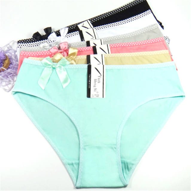 ad1dad9a42 Sexy ropa interior mujeres algodón bragas push up más tamaño Lencería tanga  calcinha kawaii vs ropa
