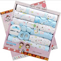 21Piece Summer 100% Cotton Newborn  Clothes Baby Boy  Baby Girls Clothing  Character Long Sleeve Set Baby Girl