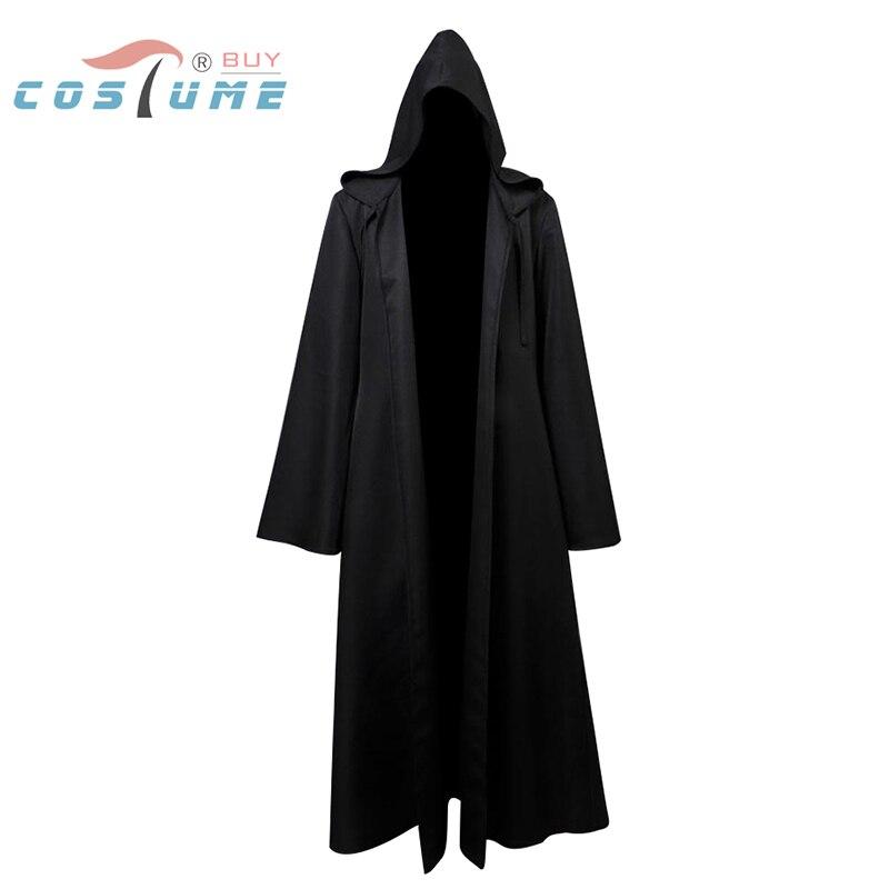 Star Wars Jedi Anakin Skywalker Sith Darth Vader Cosplay Costume+Robe//Cloak Suit