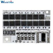 Module de Circuit imprimé de Protection de batterie au Lithium, BMS Li-ion LMO ternaire, 12V 18V 21V 100A 3S/4s/5s