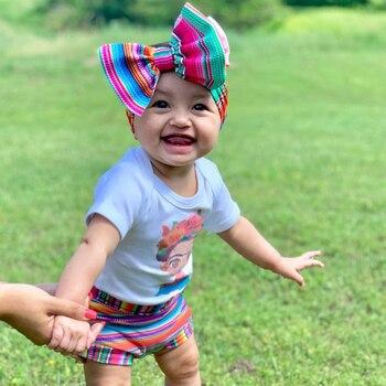 Baby Headband Girl Headbands for Girls Bandeau Bebe Fille Hair Accessories Turban Bows Newborn Headwrap