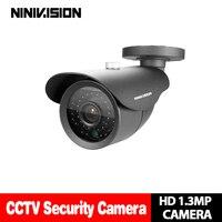CCTV Camera CCD SONY Sensor 2500TVL IR Cut Filter AHD Camera 960P Indoor Outdoor Waterproof 3.6mm Lens Security Camera System