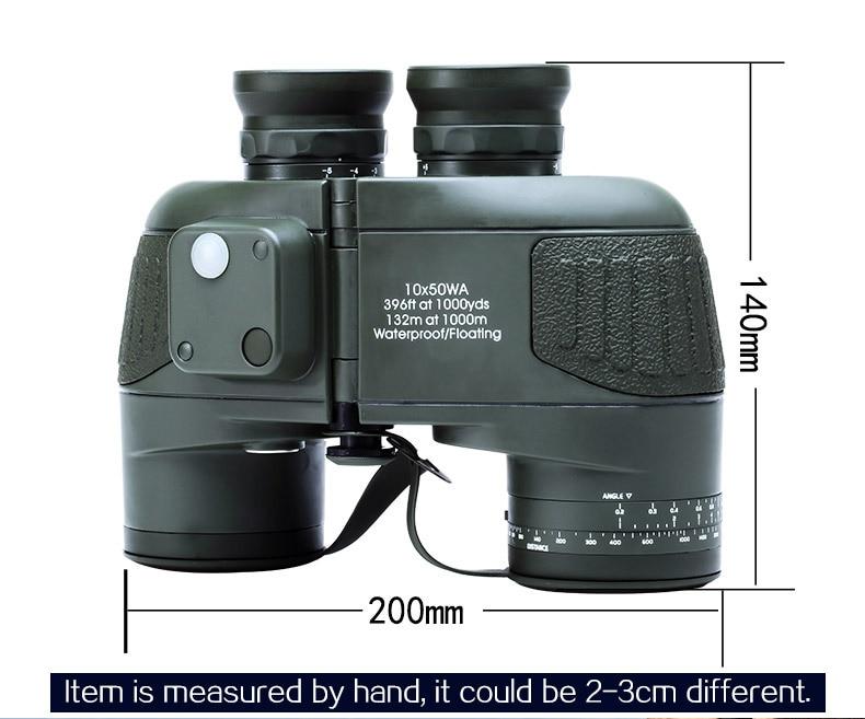 Fernglas Mit Zoom Und Entfernungsmesser : Military hd marine fernglas zoom entfernungsmesser kompass